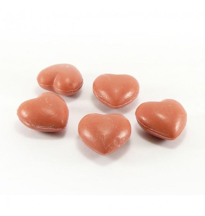 Marseillské přírodní mýdlo červené ovoce- 25g srdce