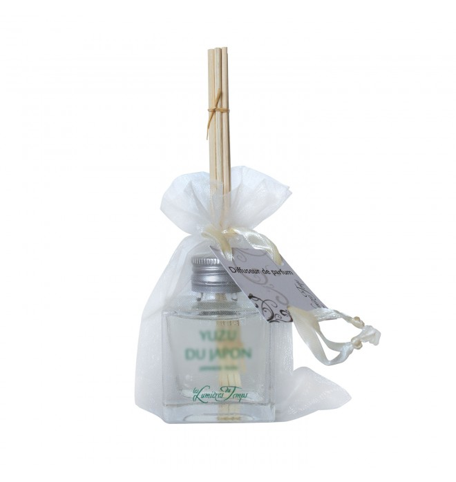 Francouzský luxusní difuzér - 50 ml - Vanilka