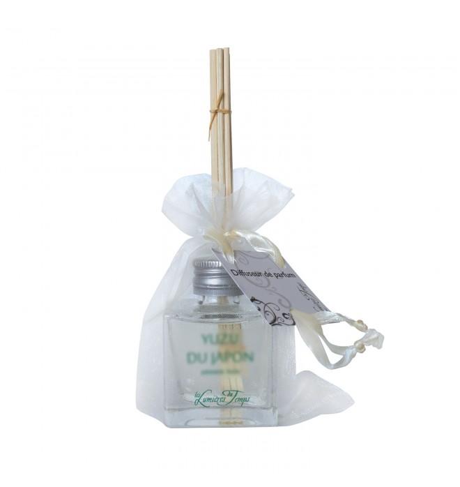 Francouzský luxusní difuzér - 50 ml - Kvítky bavlníku