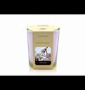 votivní svíčka ve skle Baby Cotton BARVA: FIALOVÁ