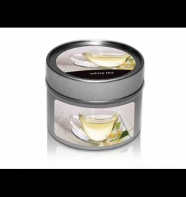 svíčka v plechovce White Tea