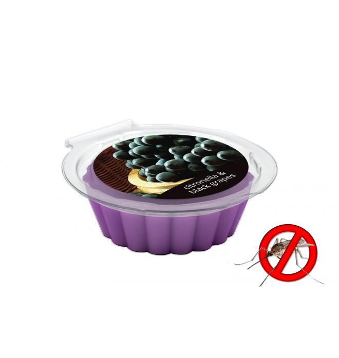 vonný vosk 30 g Citronella & Black Grapes II