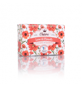 Marseillské přírodní mýdlo - Vlčí mák 100 g