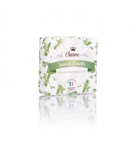 Marseillské přírodní mýdlo Konvalinka 50 g.