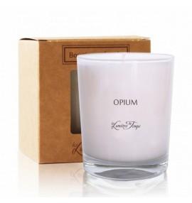 Francouzská sójová svíčka Opium 180 g.