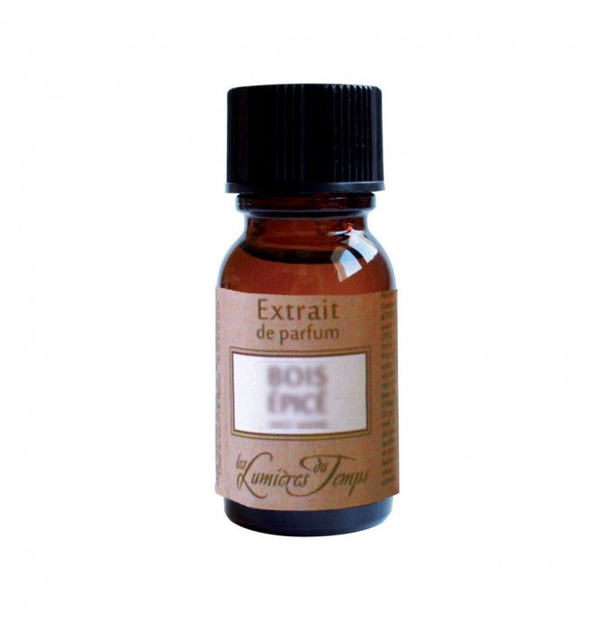 Francouzský parfém do aromalampy Černá ambra 15 ml.