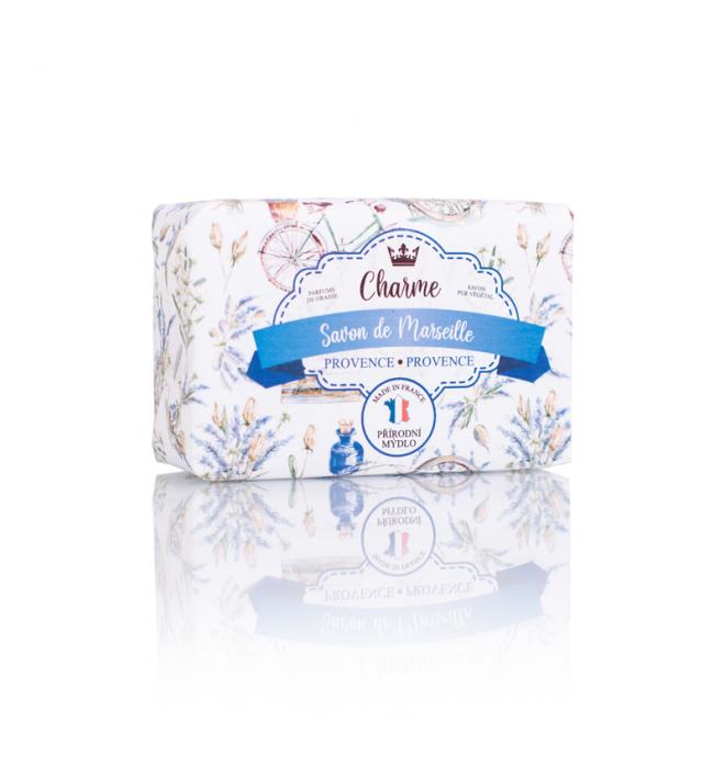 Marseillské přírodní mýdlo - Provence 100 g