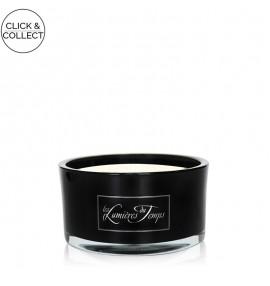 Francouzská luxusní svíčka Černá ambra 660 g.